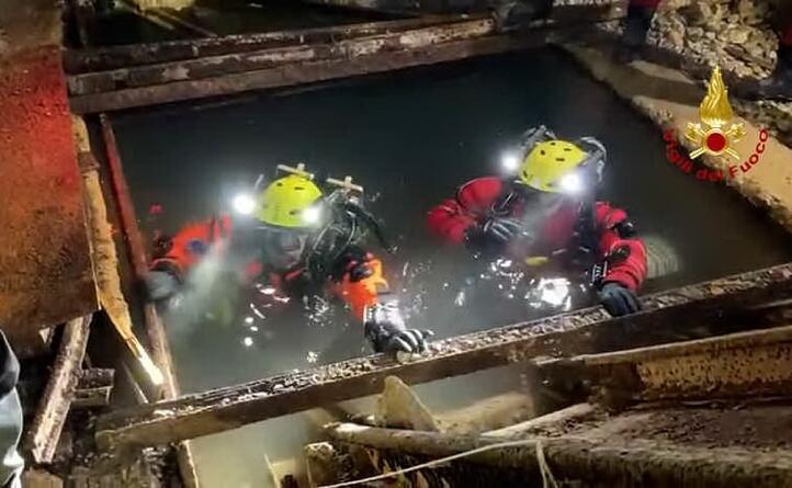 un immersione
