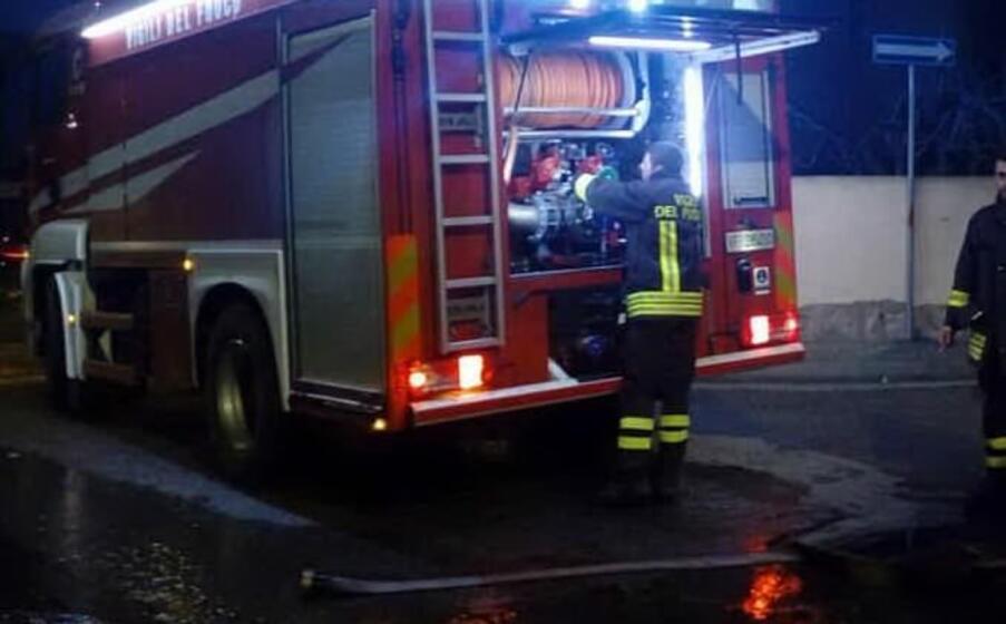 vigili del fuoco (ansa)