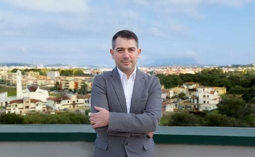 Antonello Idini, 45 anni (Foto S.Lecca)