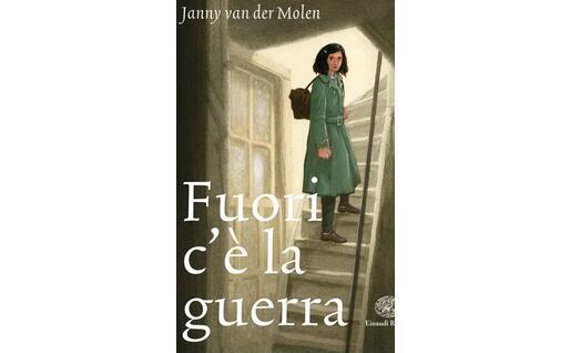 Particolare della copertina del libro di van der Molen