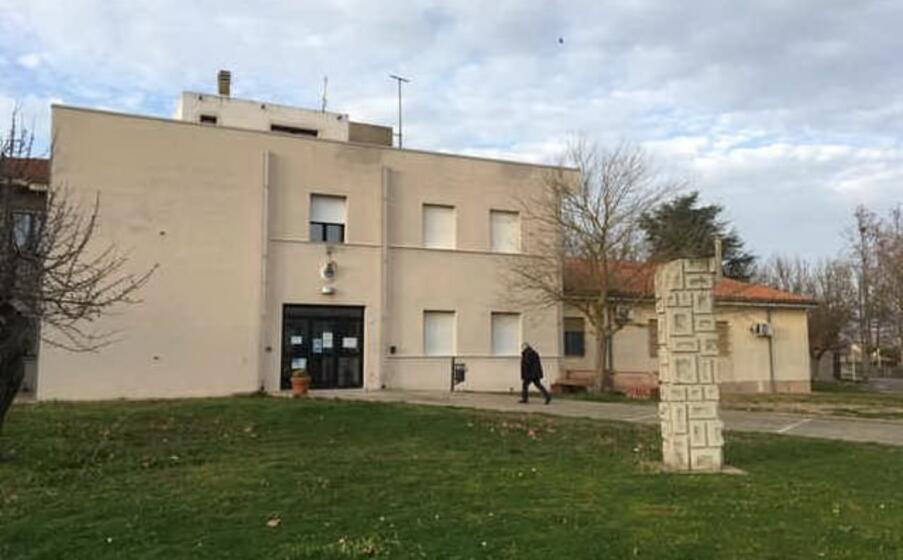 il municipio di norbello (foto orbana)