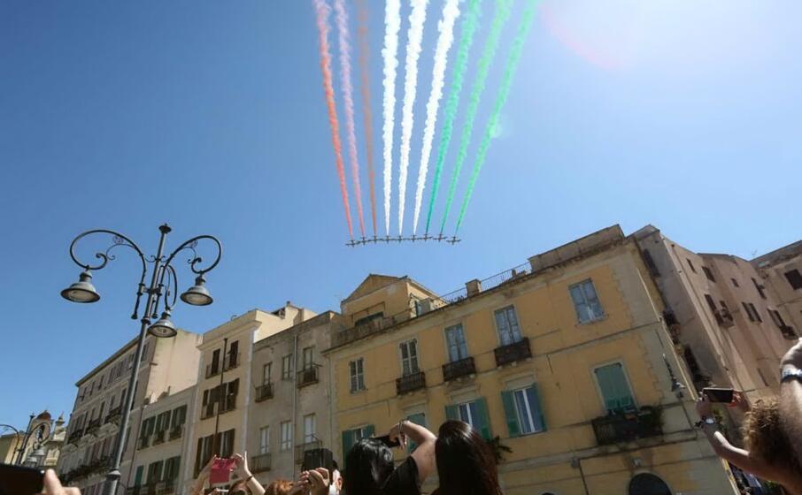 accaddeoggi 1 marzo 1961 vengono istituite le frecce tricolori