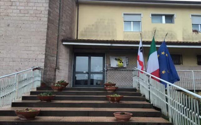 il municipio (foto orbana)