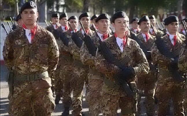 la brigata sassari (archivio l unione sarda)