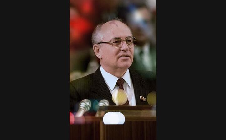 e stato l ultimo segretario generale del pcus (foto wikipedia)