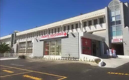 Il pronto soccorso del Policlinico di Monserrato (archivio L'Unione Sarda)