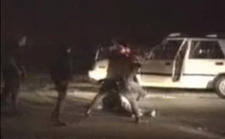 accaddeoggi 3 marzo 1991 rodney king viene pestato brutalmente da un gruppo di agenti