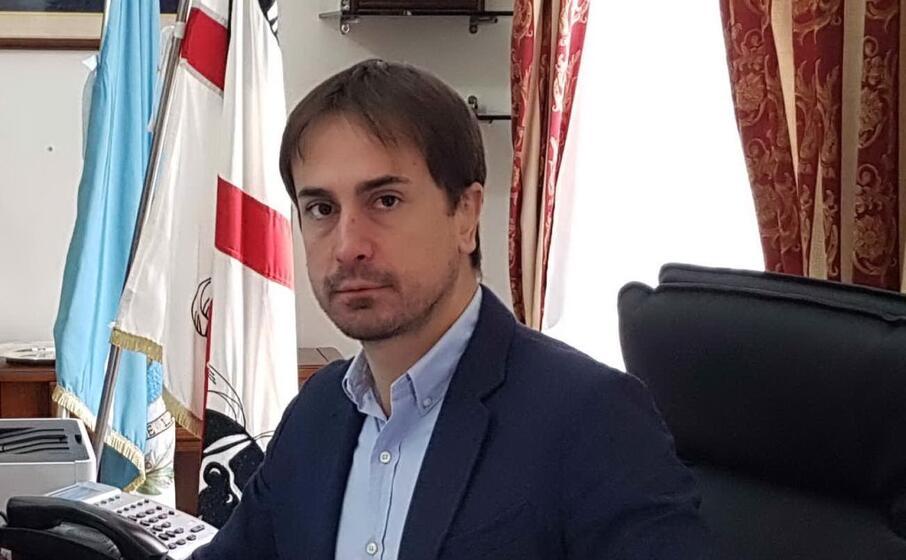 fabio lai sindaco di la maddalena (foto ronchi)