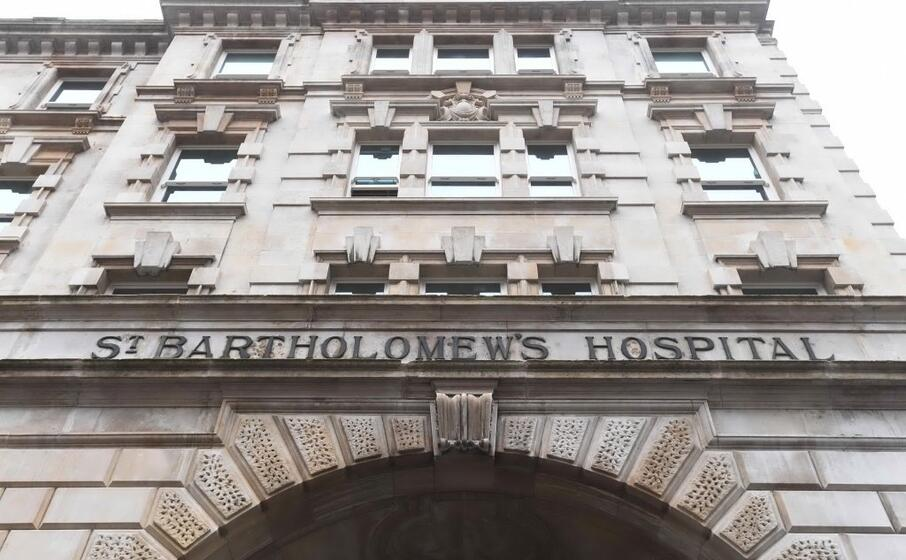 l ospedale (foto ansa epa)