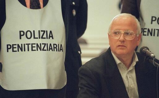 Raffaele Cutolo (foto archivio L'Unione Sarda)