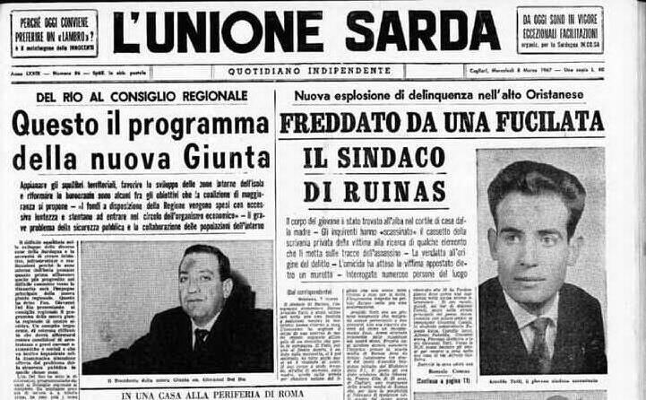accaddeoggi 7 marzo 1967 viene assassinato arnaldo tatti