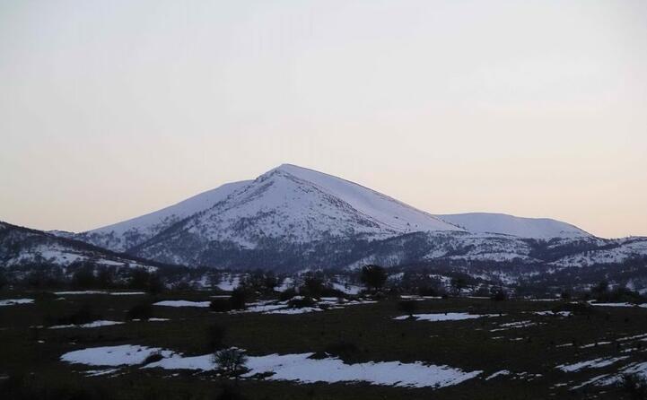la famiglia della vittima era a fonni per sciare sul monte spada (foto wikipedia)
