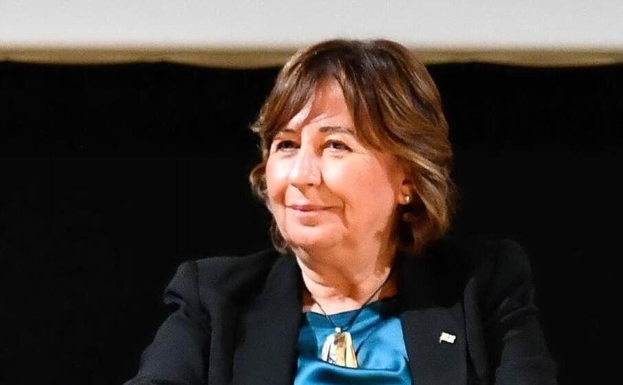 serafina mascia presidente della federazione delle associazioni sarde in italia (archivio l unione sarda)