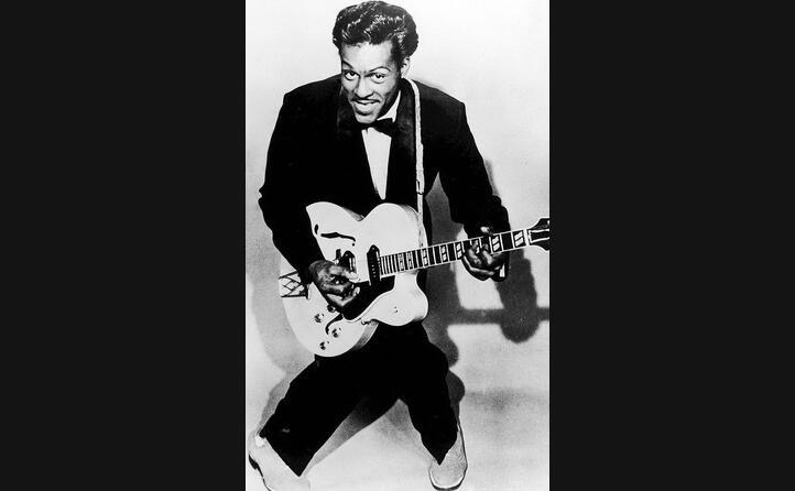 una leggenda del rock and roll