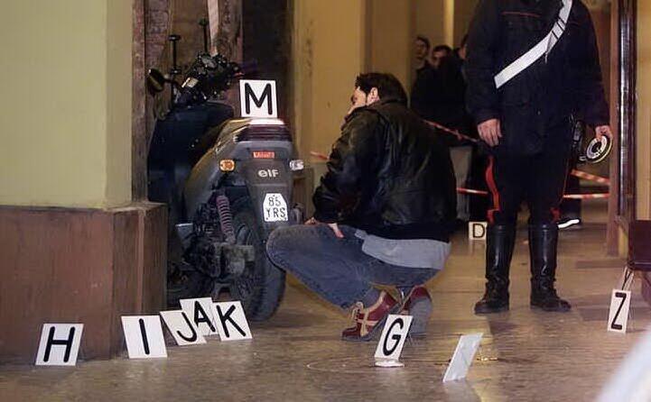 il luogo dell omicidio a bologna