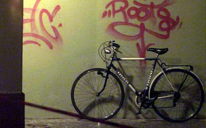 la bicicletta del prof