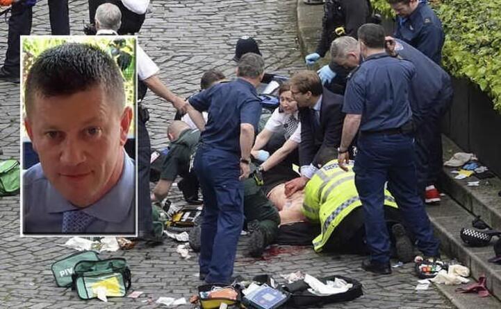 keith palmer l agente ucciso nell attacco