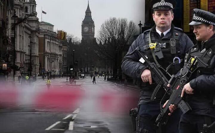 poi ha proseguito fino alla sede del parlamento dove ha attaccato un poliziotto armato di coltello ma stato ucciso