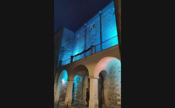 il palazzo baronale di sorso (tutte le foto sono ufficio stampa)