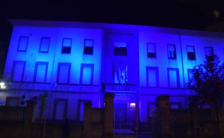 palazzo bompiani sede della direzione generale dell aou di sassari