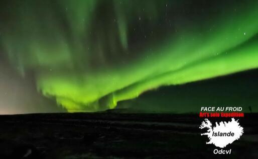 Aurora boreale (foto concessa)