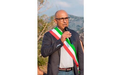 Bastiano Congiu, sindaco di Oliena (foto ufficio stampa)