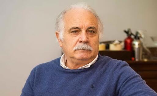 Gian Mario Sechi, il padre di Stefano (foto Villa Liberty by Bugella)