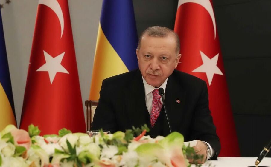 erdogan (ansa)