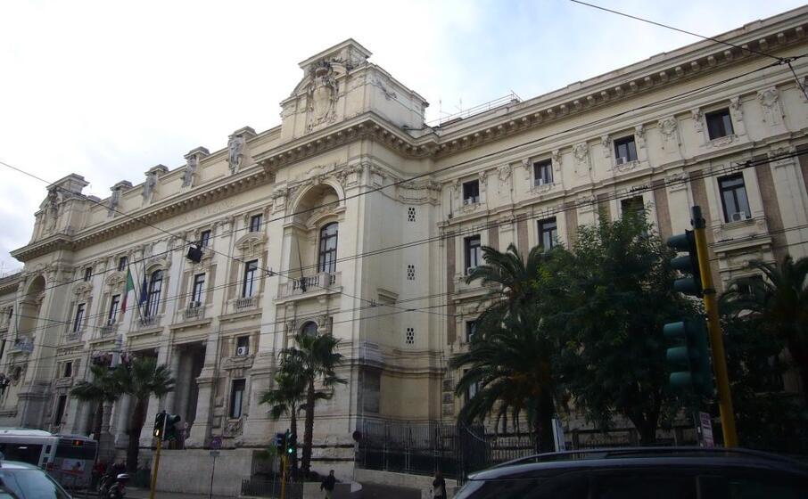 la sede del ministero dell istruzione a roma (foto wikipedia)