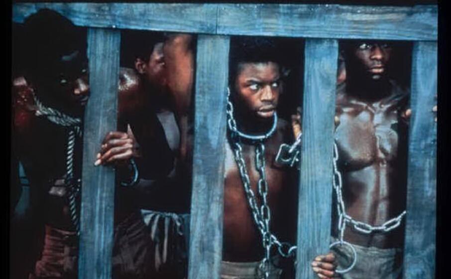 radici una miniserie sul tema della schiavit