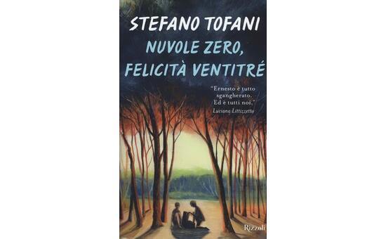 """Nuvole zero, felicità ventitré"""", il nuovo romanzo di Stefano Tofani -  L'Unione Sarda.it"""