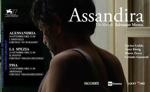 "La locandina (foto associazione ""Gramsci"")"