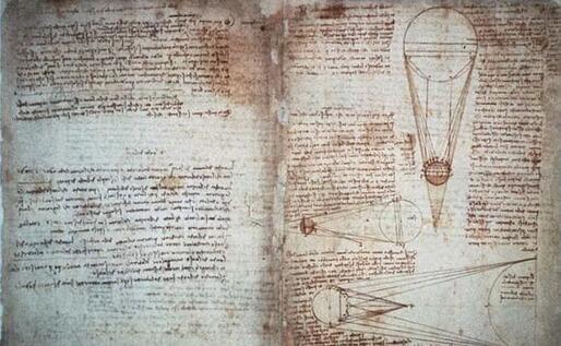 Dalle pagine del Codice Leicester