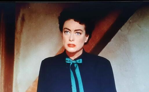 "Joan Crawford in ""Johnny Guitar"""