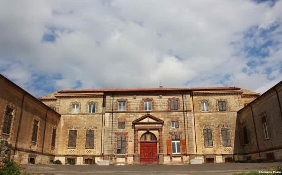 ospedale alivesi di ittiri (foto da facebook)