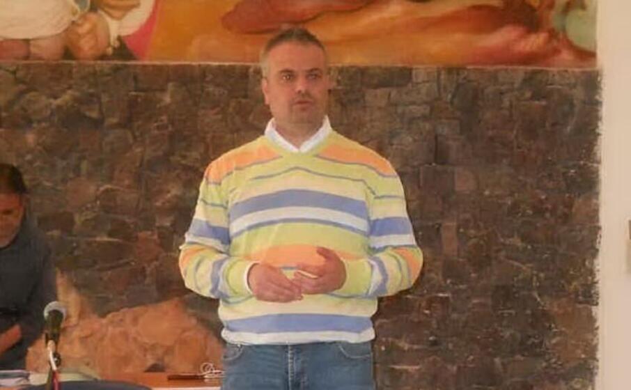 il sindaco gianfranco soletta (foto antonio caria)