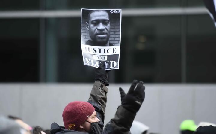 l ex poliziotto americano derek chauvin stato condannato per l omicidio di george floyd