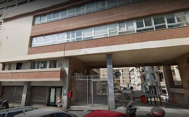 la sede centrale di laore sardegna (foto google maps)